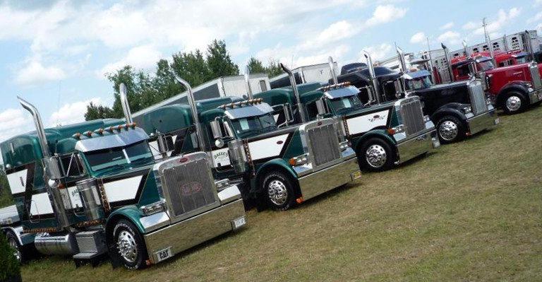 2012 - Fergus Truck Show
