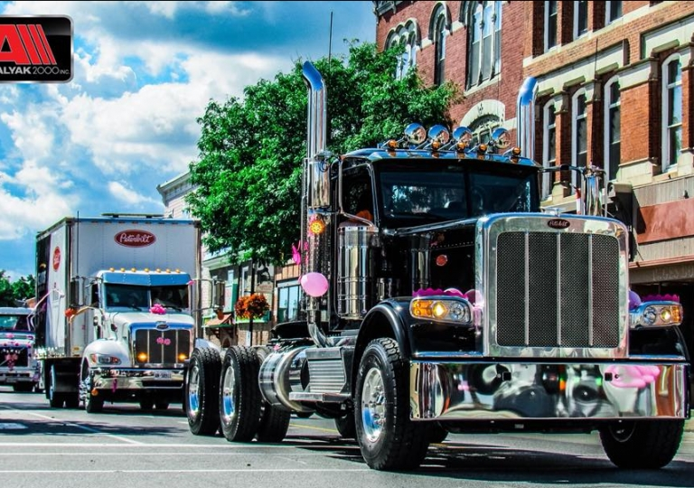 2018 Trucking For A Cure (Prescott)