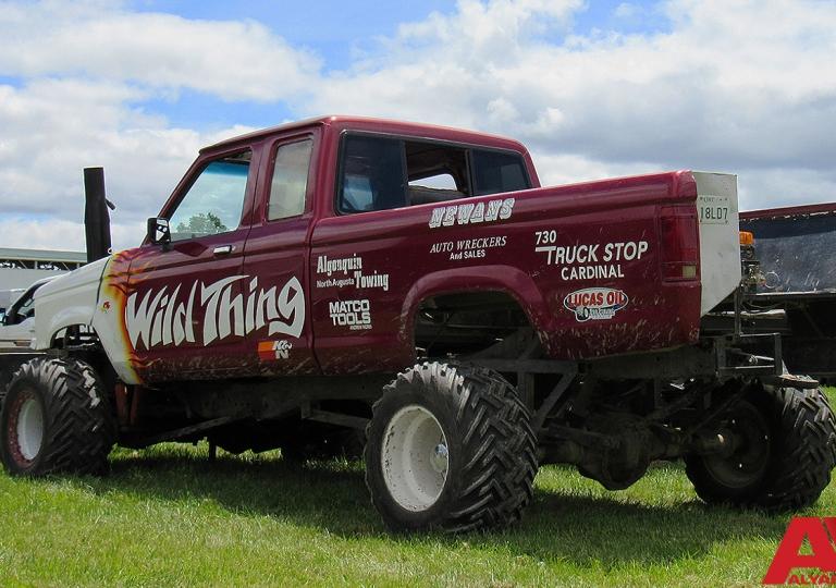 2019 -  Vankleek Hill Ag Society's Truck Pull & Show N' Shine